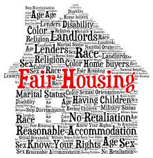 Fair Housing! It's the Law