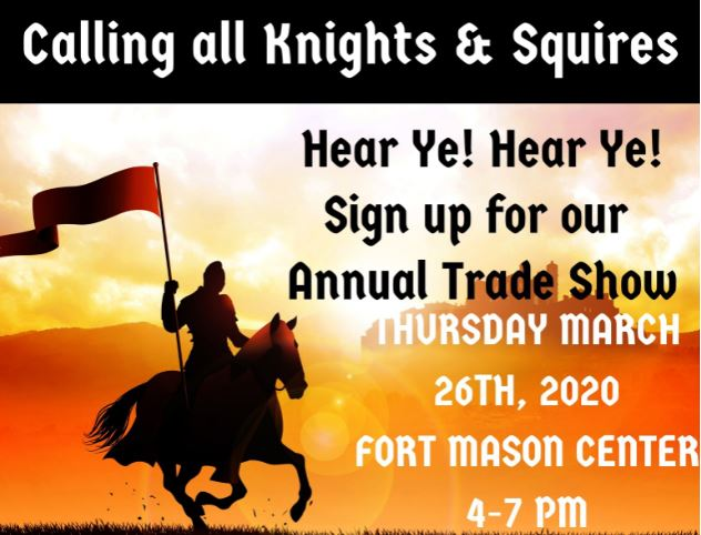 SFAA Knights & Squires Tradeshow