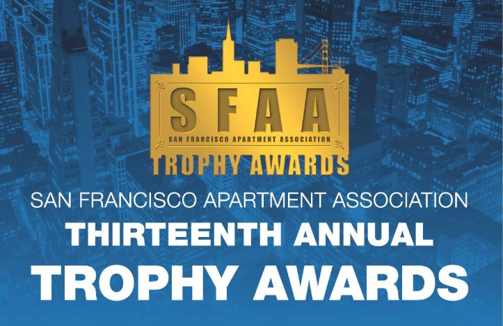 San Francisco Apartment Association Annual Trophy Awards